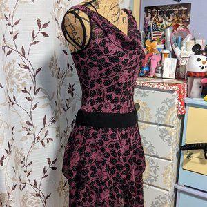 Soundgirl Floral print dress, Size M